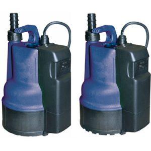 Bomba de achique sumergible aguas limpias LAGO 300 GI-LS   EBARA