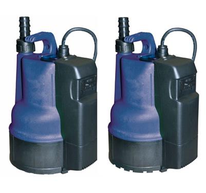 EBARA - LAGO 300 GI-LS - Bomba de achique sumergible aguas limpias