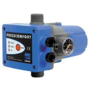 Regulador automático de presión velocidad fija PRESSCOMFORT  EBARA