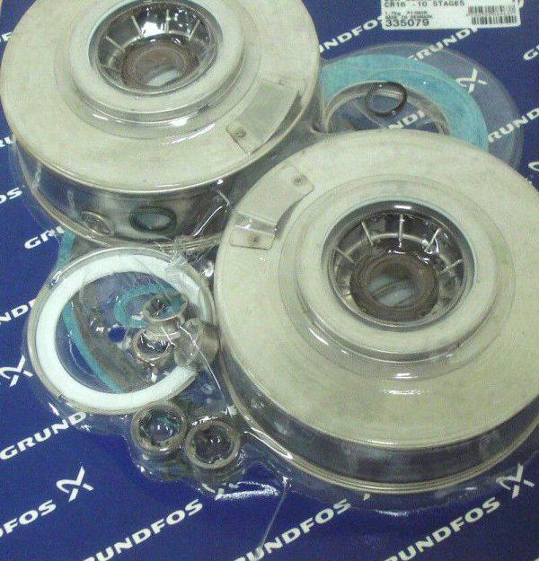 Kit reparación Repuestos para bombas: CR16 (7-10)  GRUNDFOS