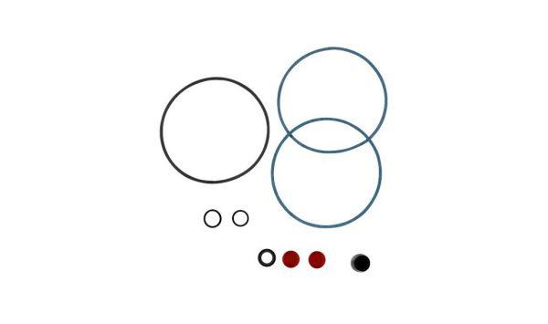 Kit cierre mecánico BUBE Repuestos para bombas: CR2/4 (2-15)  GRUNDFOS