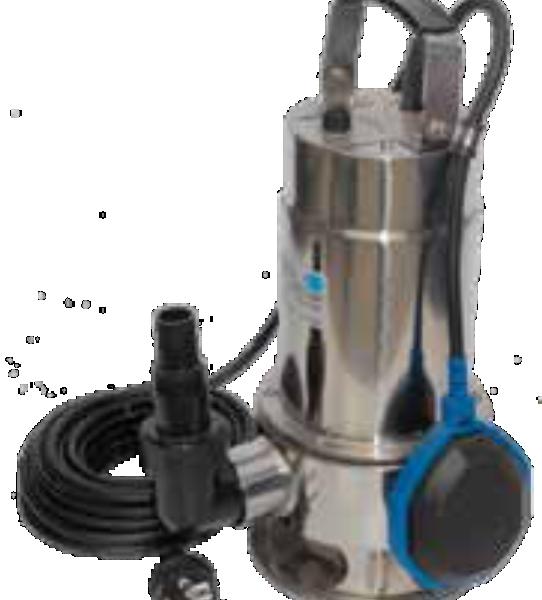PYD - XKS 250S - Bomba de achique aguas limpias