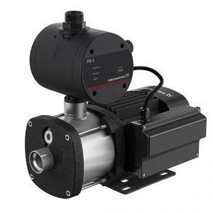 Grupo de presión doméstico  GRUNDFOS CMB1-3 + Controlador de presión automático