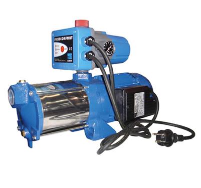 Grupo de presión COMPACT AM/10G de EBARA Con Pressconfort