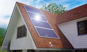 Instalación de energía solar fotovoltáica